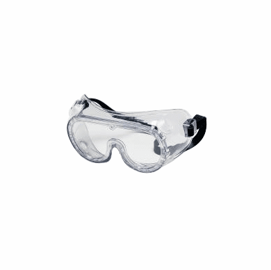 Crews Economy Chemical Goggles 6 Pack