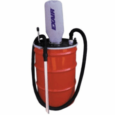 Deluxe Exair Chip Vac System Includes Dolly