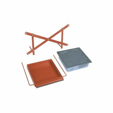 Drum Cradle Drip Tray Kit