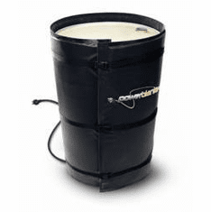"55 Gallon Barrel Heater Blanket | Heats Drum Contents Quickly | 120 volt Rapid Start | <font color=""red"" >Ships For  Free!</font>"