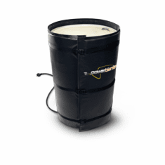 "Drum Heater Blanket & Barrel Heater, Rapid-Ramp heat technology | 30 Gallon  | <font color=""red"" >Ships For  Free!</font>"