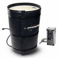 "55 Gallon Barrel Heater Blanket | Heats Drum Contents Quickly | 120-volt Digital Thermostatic Controller | Best Drum Heater Available | <font color=""red"" >Ships For  Free!</font>"