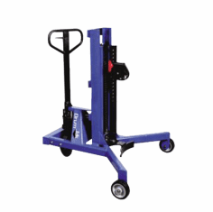 Drum Jak Gripper Works Like a Pallet Truck