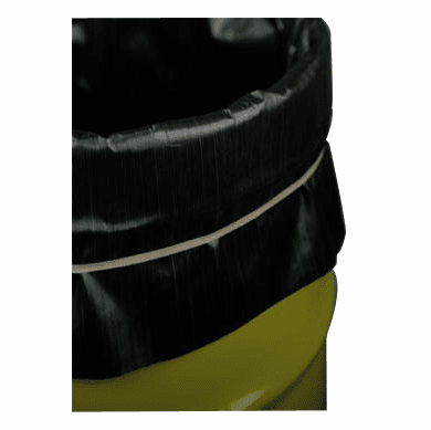 Drum Liner Rubber Bands 34 x 1/2, 450 Pack