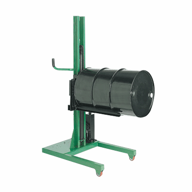 Drum Rotator Attachment - Versa-Lift™ Drum Positioners