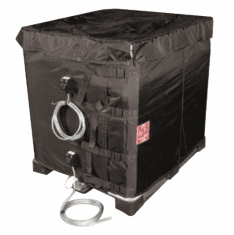Dual Zone - Blanket Heater for Plastic IBC