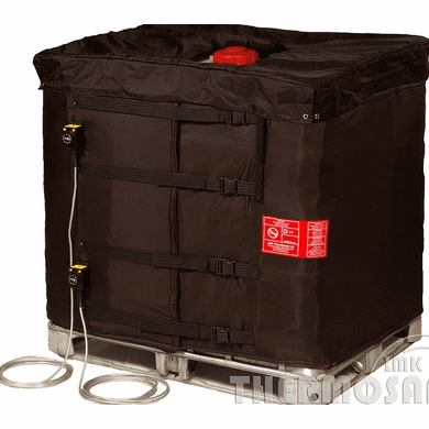 """275 Gallon IBC Tote Dual Zone Blanket Heater for Plastic IBC  - <font Color = """"red"""">Free Shipping</font>"""