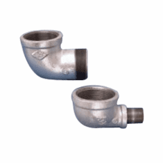 Elbow Fittings Fits 3/4inch NPS bung