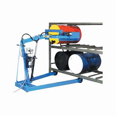 Electric Lift/Electric Tilt -  Multi-Purpose Drum Handler