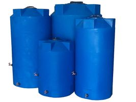 Emergency Water Storage Tanks By Poly-Mart®  | 5 Year Manufacturer Warranty