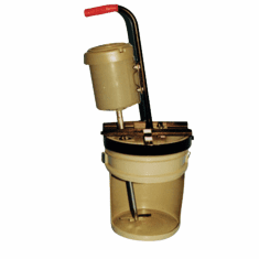 EP, 2-Speed Motor - Quick Pail Mixer ½ HP