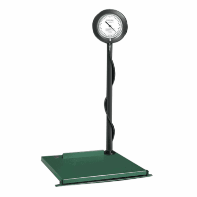 """Explosion-Proof Industrial Scale 8"""" Dial Epoxy Coated, Remote Mount"""