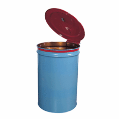Fire Safe Drum & Barrel Cover