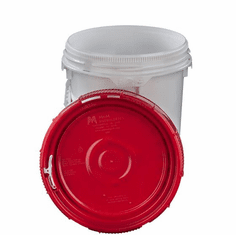 "Life Latch 5 Gallon Screw Top-3 Pack<br /><font color=""red""> Free Shipping</font>"