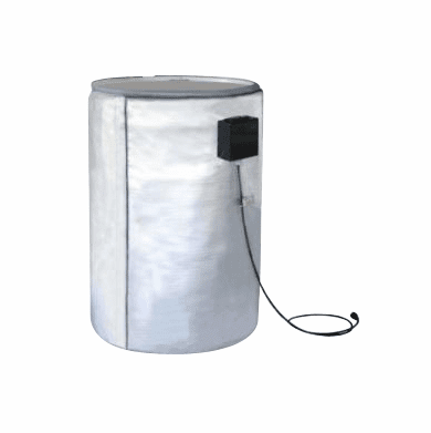 For Poly and Fiberglass Drums Full Coverage Insulated 120v,750w