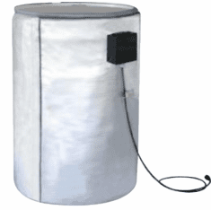 For Steel Drums Full Coverage Insulated Drum Heater 120v,1600w