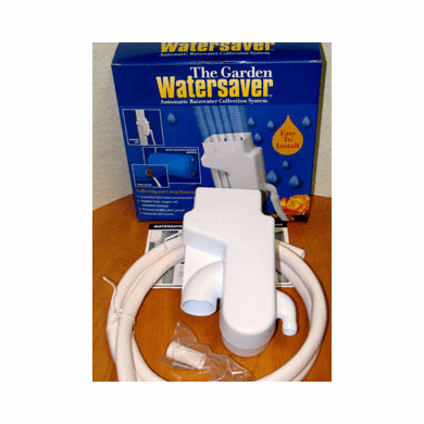 GARDEN WATER SAVER 3X4 Over Sized Gutter - Free Shipping