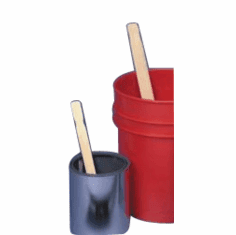 Hardwood Paint Mixing Sticks