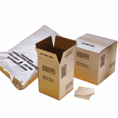 Hazardous 4GV Grade 4 Vermiculite cushion and absorbent packing material
