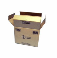 Hazmat 4G Packaging Shipping Boxes for F-style Cans 2-1 gal.