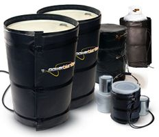 Heaters, Drum & IBC
