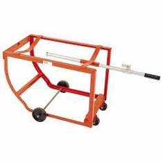 "High Capacity Drum Cradle, 20 1/4"" Drain Height"