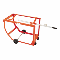 "High Capacity Drum Cradle, 20 3/4"" Drain Height"