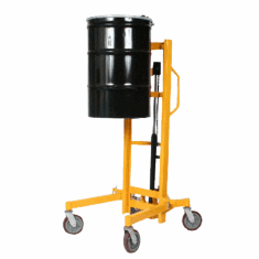High-Lift Hydraulic Drum Handler