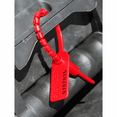 High Security Pull-Tight Quadra-Seal� RED-50 Pack
