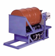 Horizontal Drum Rotators