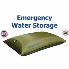 HOW TO FILL AQUATANK WATER STORAGE BAGS