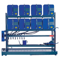 IFH Oil Storage and Dispensing System Containers
