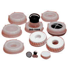 Industrial Plastic Screw Caps