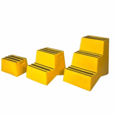 Industrial Portable Steps