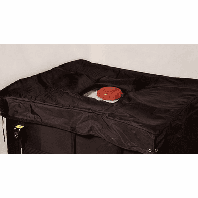 """Insulated Lid For 275 IBC Tote Blanket Heater for Plastic IBC - <font  color=""""red""""> Free Shipping</font>"""