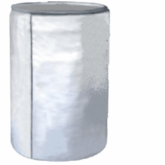 Insulating Drum Blanket for 55 Gallon Barrel