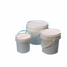 IPL Industrial Series Plastic Containers