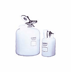 Justrite Laboratory Safety Cans for Corrosives