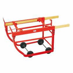 Knocked Down Baytec's Most Popular Combination Drum Cradle, Polyolefin