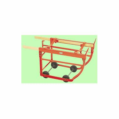 Knocked Down Baytec's Most Popular Combination Drum Cradle, Steel