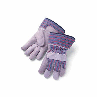 Leather Palm Work Gloves 1 Dozen