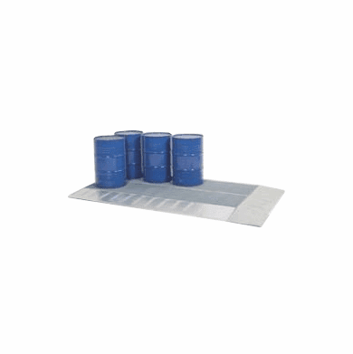 Low-Profile Modular Steel Ramp  60 x 25