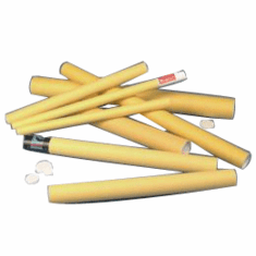 """Mailing Tubes 1 1/2"""" x 18"""", 25 Case Pack"""