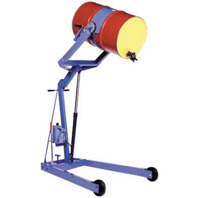 "Manual Tilt 60"" Pour Height Morse Hydraulic Lift Karrier"