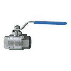 Metal IBC Ball Valves