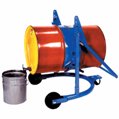MORSE Mobile Drum Karrier, 55 Gallon Steel