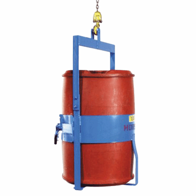 MORSE® TransLift Lifts and Transports Drums
