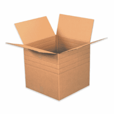 Multi-Depth Corrugated Cardboard Boxes
