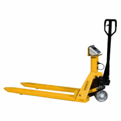 Narrow - Scale Pallet Truck