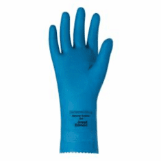Natural Blue™ Latex Gloves Size 8 -1 Dozen